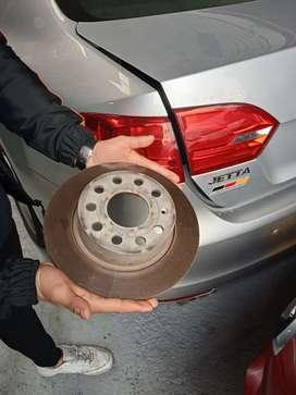 Venta de discos de freno de Volkswagen Jetta 2.5 c.c