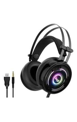 Audífonos Profesionales Con Micrófono Gamers Ipega R008