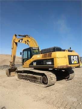 2009 Excavadora Caterpillar 330 DL en stock