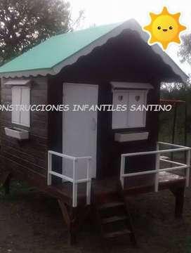CASITA INFANTILES DE MADERA