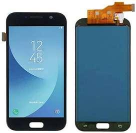 Display Samsung A7 2017 Oled Lcd Touch Pantalla