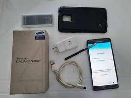 Galaxy Note 4 5.7 32gb Lte Forro Otterbox+batería Adicional