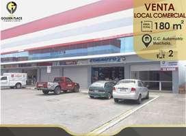 Local Comercial en Venta a Estrenar en Centro CoLocal Comercial en Venta a Estrenar en C.C. Automotriz El Oro