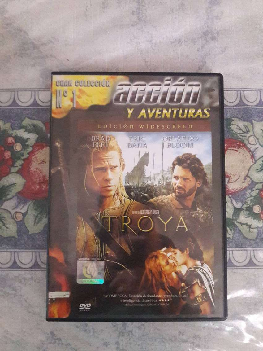 Troya DVD Original