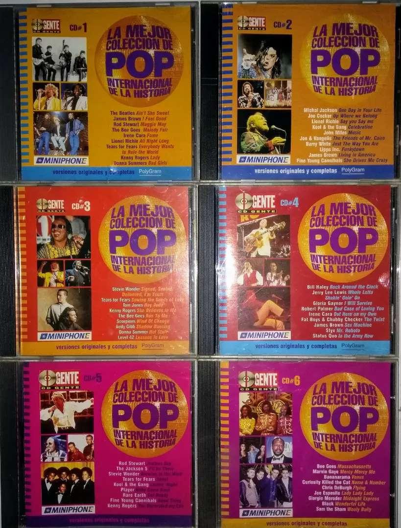 La mejor colección de pop internacional de la historia
