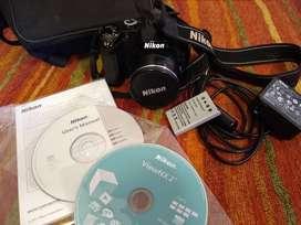 Vendo cámara Nikon Coolpix P500