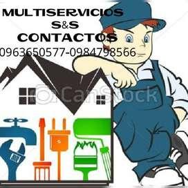 MULTISERVICIOS S&S INSTALACIONES CAMARAS DE SEGURIDAD VENTA DE CAMARAS DE SEGURIDAD