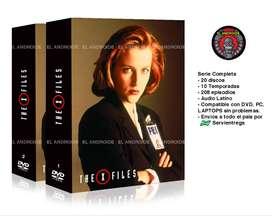 Archivos X Serie Completa X Files