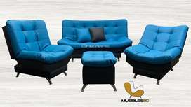 Muebles. Sala click