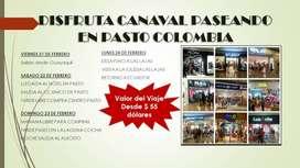 VISITA PASTO COLOMBIA