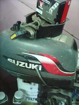 Motor suzuky 4hp 2t modo 2000