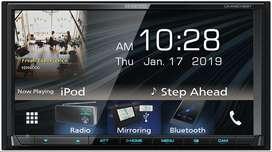 RADIO KENWOOD DMX-6019BT CON MIRRORLINK PARA ANDORID Y IPHONE