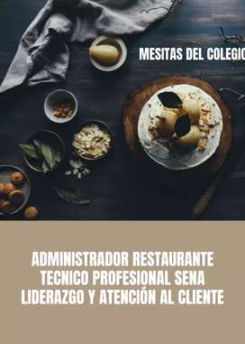 Buscamos Administrador Restaurante
