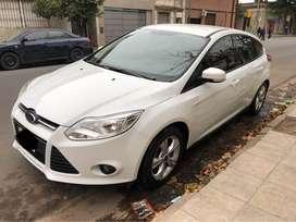 Vendo Ford Focus 2014 - C/GNC - Impecable estado