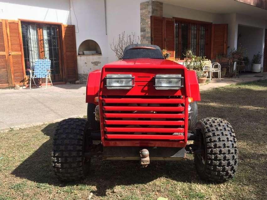 Tractor Cintroen 2cv 0