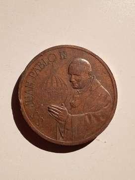 Medallas, monedas