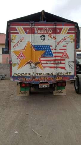 Vendo camion hino GD 2003