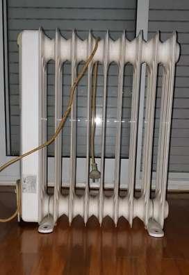 Estufa Eléctrica Aceite