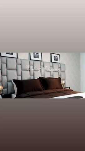 Base camas colchones espejos baúles espaldares puff y mucho más