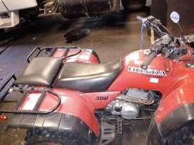 Vendo Cuatriciclo Honda,