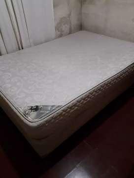 Vendo sommier+colchón