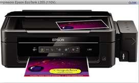 Epson L355 Multifun Wifi Ecotank Color Usada