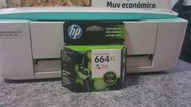 Cartucho Hp 664 Xl (color)