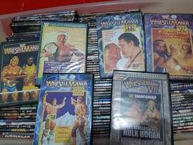 Colección Películas WWE