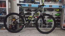 Bicicleta mtb nueva