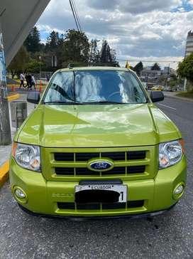 Vendo Ford Escape Hibrido 2012 - Excelentes Condiciones