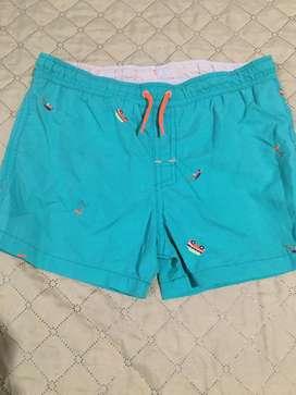 Pantalonetas y toalla niño 6-7 años