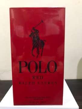 Perfume Polo Red Nuevo Para Hombre