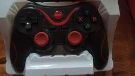 Control videojuegos