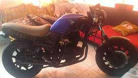 Se vende flamante moto Shinery