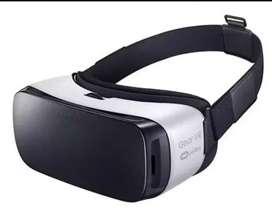 Casco realidad virtual samsung