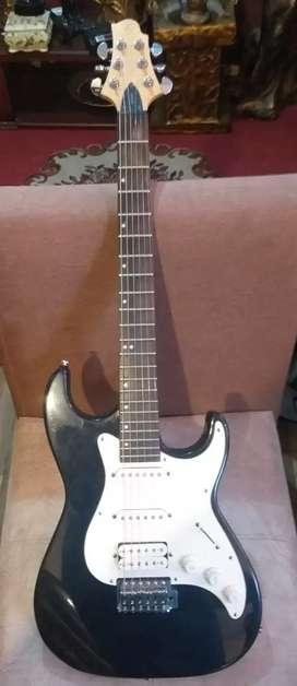 Guitarra electrica greg bemmett