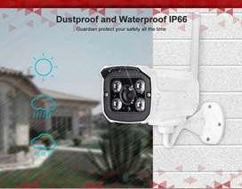 Camara Seguridad Inalambrica Ip Wifi P2p Exterior 960p