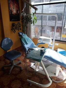 Unidad dental, Esterilizador, Compresora y muebles!