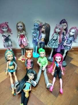 Muñecas colección