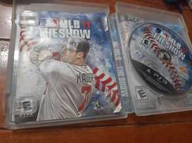 Juego PS4, a 50Q    MLB 11 the show