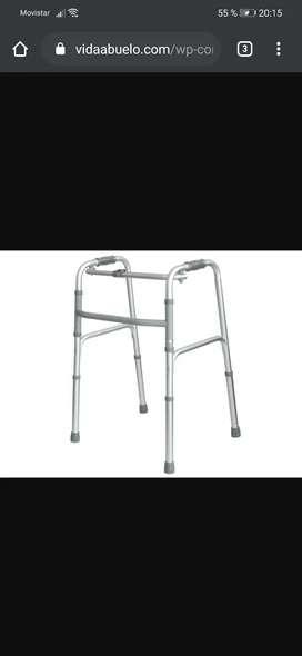 Andador para discapacidad