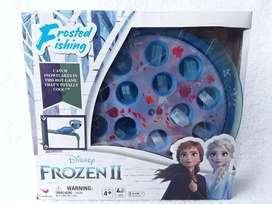 Juego de Mesa De Pezca Frozen 2, Frosted Fishing