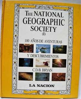 Libros National Geographic 2 Tomos C.d.b.bryan