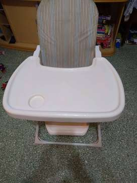 silla para bebe usada