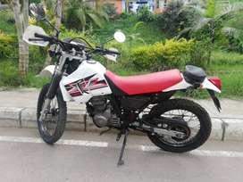 Honda XL 200 en buen estado