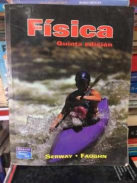 Fisica serway 5ta. Edicion
