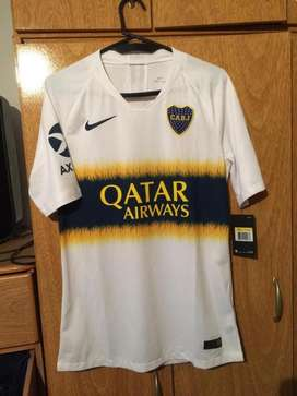 Camiseta de Boca Oficial Match
