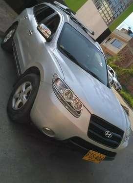 Hyundai santa fe 2.2 diesel modelo 2008