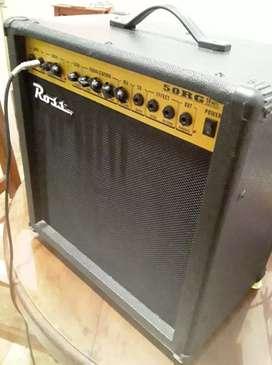 Amplificador ross 50w