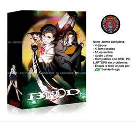 Blood + Serie Completa